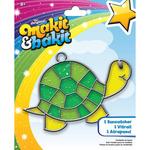 Makit & Bakit Suncatcher Kit - Turtle