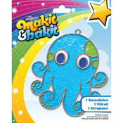 Octopus - Makit & Bakit Suncatcher Kit