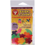 Stick - A - Licks  Flowers & Leaves
