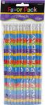 Happy Birthday Pencils - Party Favors 12/Pkg
