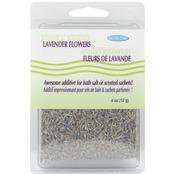 Lavender Flower .4oz - Flower and Seed Herbs