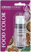 Purple - Liquid Food Color 1oz