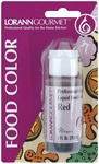 Red - Liquid Food Color 1oz