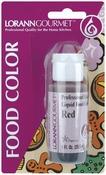 Red - Liquid Food Color 1oz