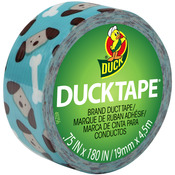 Dog & Bone Mini Duck Tape