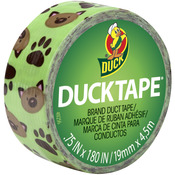 Cats & Paws Mini Duck Tape