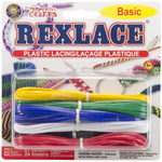 Basic - Rexlace Plastic Lacing 27yd