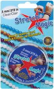 Clear - Stretch Magic Bead & Jewelry Cord .5mm 10 Meters/Pkg