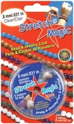 Clear - Stretch Magic Bead & Jewelry Cord .8mm 5 Meters/Pkg