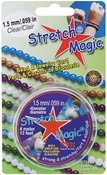 Clear - Stretch Magic Bead & Jewelry Cord 1.5mm 4 Meters/Pkg