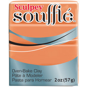 Pumpkin - Sculpey Souffle Clay 2 oz.