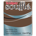 Cowboy - Sculpey Souffle Clay 2 oz.