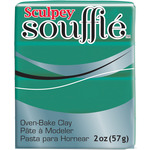 Jade - Sculpey Souffle Clay 2 oz.
