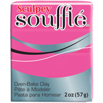 So 80's - Sculpey Souffle Clay 2 oz.