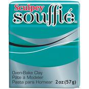 Sea Glass - Sculpey Souffle Clay 2 oz.