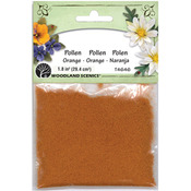 Orange - Pollen 1oz/Pkg
