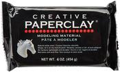 White - Creative Paperclay 4 Ounces