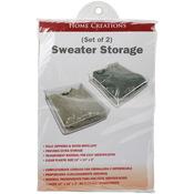 Sweater Storage Bags 2/Pkg