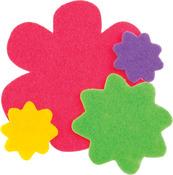 Flowers - Feltable Shapes 36/Pkg