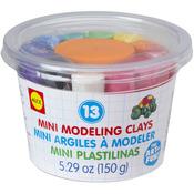 Mini Modeling Clay Set 13pc