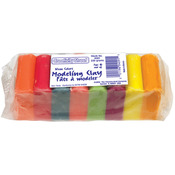 Neon Colors - Modeling Clay 220g/Pkg