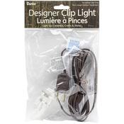 Brown Cord W/Light 6ft