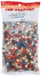 Americana Multicolor - Pony Beads 6x9mm 900/Pkg