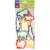 Set 3 - Creativity Street Dough Cutters 8/Pkg