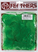 Kelly Green - Marabou Feathers .25 Ounces