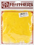 Yellow - Marabou Feathers .25 Ounces