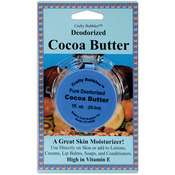 Deodorized Cocoa Butter 1oz
