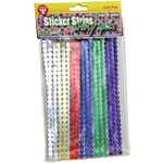 Shiny (Metallic) - Sticker Strip Spots 960/Pkg
