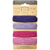 Berry Bar - Hemp Cord 20lb 120'/Pkg