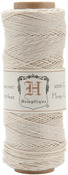 White - Hemp Cord Spool 10lb 205'/Pkg