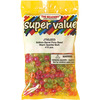 Warn Sparkle Multicolor - Pony Beads 6x9mm 415/Pkg THE BEADERY-Super Value Pony Beads: 6x9mm Barrel Beads. Beautiful beads in a multitude of colors.  Whether you plan on using them for hair, jewelry, adornments on clothing, lamp shades or curtains they will surely brighten up your world. Approximately 415 pieces per package. Available in a variety of color combinations: each sold separately. Choking Hazard-small parts. Not for children under 3 years.  Imported.