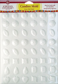 Jewels 48 Cavity - Breakup Candy Mold