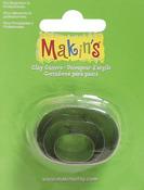 Oval - Makin's Clay Cutters 3/Pkg