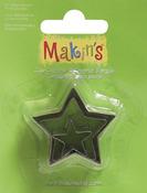 Star - Makin's Clay Cutters 3/Pkg