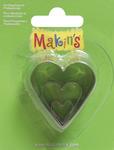 Heart - Makin's Clay Cutters 3/Pkg