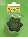 Flower - Makin's Clay Cutters 3/Pkg