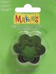Flower - Makin's Clay Cutters 3/Pkg