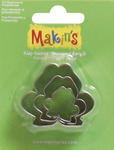 Frog - Makin's Clay Cutters 3/Pkg
