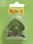 Fish - Makin's Clay Cutters 3/Pkg