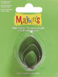Bulb Ornament - Makin's Clay Cutters 3/Pkg
