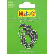 Cloud - Makin's Clay Cutters 3/Pkg