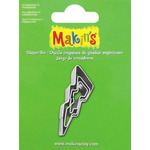 Lightning Bolt - Makin's Clay Cutters 3/Pkg
