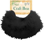 """Black - Marabou Feather Boa 36"""""""