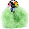 Hot Lime - Marabou Feather Boa 36 inches MIDWEST DESIGN-Marabou Feather Boa.  Ideal for embellishing formal wear, lingerie, handbags, shoes, plush animals and dolls. Add to Christmas ornaments for a Victorian look use for wedding prom or costumes.  Great quality, soft and light.  These boas are available in a variety of beautiful colors.   Each package contains one 1yd boa.  Imported.