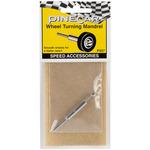 Wheel Turning Mandrel - Pine Car Derby Speed Accessories
