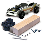 Basic - Pine Car Derby Car Kit